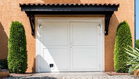 Porte de garage sectionnelle Villefranche sur Saône